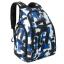 Ecosusi กระเป๋าสัมภาระคุณแม่ แบบเป้ มาพร้อมแผ่นรองเปลี่ยนผ้าอ้อม, สายคล้องรถเข็น, ช่องเก็บความร้อน-เย็น (Navy Patten) thumbnail 1
