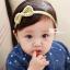 HB082••ที่คาดผมเด็ก•• โบว์เลื่อม (มี 2 สี) thumbnail 3