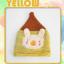 หมวกไหมพรมถักมือ ปลายหมวกแหลม หมวกบีนนี่สำหรับเด็ก ลายกระต่าย (มี 4 สี) thumbnail 11