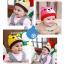 หมวกไหมพรมสำหรับเด็ก หมวกกันหนาว ลายหมี (มี 3 สี) thumbnail 5