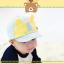 HT366••หมวกเด็ก•• / หมวกแก็ป Bubble (ปีกสีฟ้า) thumbnail 3