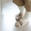 SK012••ถุงเท้าเด็ก•• แรคคูน (สีน้ำตาลอ่อน-ข้อสั้น) thumbnail 5