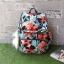 Kipling City Pack S Go Twist ลาย Stripe Quilt K1801454Z thumbnail 1