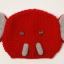 หมวกไหมพรมถักมือ หมวกบีนนี่สำหรับเด็ก ลายช้างน้อย (มี 5 สี) thumbnail 14