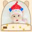 หมวกบีนนี่ หมวกเด็กสวมแบบแนบศีรษะ ลายกระต่ายน้อย (มี 5 สี) thumbnail 7