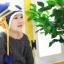 หมวกไหมพรมสำหรับเด็ก หมวกกันหนาวเด็กเล็ก ลายเสือ (มี 5 สี) thumbnail 3