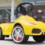 รถขาไถ laferrari aperta ลิขสิทธิ์แท้ สีเหลือง โปรส่งฟรีจ้า!!! thumbnail 1