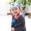 หมวกไหมพรมสำหรับเด็ก หมวกกันหนาวเด็กเล็ก ลายเสือ (มี 5 สี) thumbnail 8