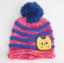 หมวกไหมพรมสำหรับเด็ก หมวกกันหนาวเด็กเล็ก หมวกบีนนี่ลายนกฮูก (มี 5 สี) thumbnail 15