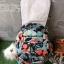Kipling City Pack S Go Twist ลาย Stripe Quilt K1801454Z thumbnail 9