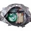 Ecosusi กระเป๋าสัมภาระคุณแม่ กระเป๋าใส่ผ้าอ้อม แขวนรถเข็นเด็กได้ หิ้ว หรือสะพายไหล่ได้ (Grey) thumbnail 8