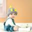 หมวกไหมพรมสำหรับเด็ก หมวกกันหนาวเด็กเล็ก หมวกบีนนี่ สีทูโทน (มี 5 สี) thumbnail 20
