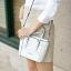 GUESS Mini Cross Body BAG 2017 Ivory Color thumbnail 5
