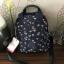 Kipling Mini Backpack รุ่น -k12688 small flower printed 3 in 1 thumbnail 2