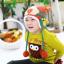 หมวกไหมพรมสำหรับเด็ก หมวกกันหนาวเด็กเล็ก ลายเสือ (มี 5 สี) thumbnail 10