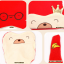 HT406••หมวกเด็ก•• / หมวกบีนนี่-หมีมงกุฎ (สีเหลือง) thumbnail 5