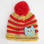 หมวกไหมพรมสำหรับเด็ก หมวกกันหนาวเด็กเล็ก หมวกบีนนี่ลายนกฮูก (มี 5 สี) thumbnail 19