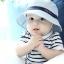 หมวกเด็กเล็ก 1-3 ปี สไตล์เกาหลี Happy Prince thumbnail 1