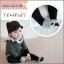 SK011••ถุงเท้าเด็ก•• หนู (สีเทา-ข้อสั้น) thumbnail 1