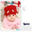 หมวกไหมพรมถักมือ หมวกบีนนี่สำหรับเด็ก ลายช้างน้อย (มี 5 สี) thumbnail 2