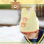 HT448••หมวกเด็ก•• / หมวกบีนนี่-หมีคู่ (สีเหลือง) thumbnail 3