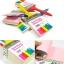 กระดาษโน๊ตแปรงทาสี < พร้อมส่ง > thumbnail 2