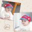 HT332••หมวกเด็ก•• / หมวกแก็ป Monkey (สีแดง) thumbnail 3