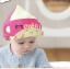 HT329••หมวกเด็ก•• / หมวกแก็ป Monkey (สีชมพู) thumbnail 1