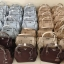 Fashion Genuine Leather toolbox 24 cm (Free!! สายสปอร์ตผ้าแคนวาส+หนังแท้ มูลค่า 690บาท) thumbnail 1