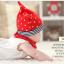 AP073••เซตหมวก+ผ้ากันเปื้อน•• / [สีแดง] ดวงดาว thumbnail 3
