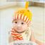 AP189••เซตหมวก+ผ้ากันเปื้อน•• / Big Dream [สีเหลือง] thumbnail 1