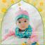 AP182••เซตหมวก+ผ้ากันเปื้อน•• / ดาว [สีชมพู-ฟ้า] thumbnail 1
