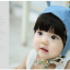 หมวกไพลอท หมวกนักบินมีหูสำหรับเด็ก ลายพื้น ด้านในลายดอกไม้ (มี 2 สี) thumbnail 3