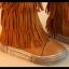 รองเท้าบู๊ทยาวเด็กสีน้ำตาล ซิปข้าง Size 27-30 thumbnail 6