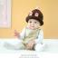 หมวกไหมพรมสำหรับเด็ก หมวกกันหนาวเด็กเล็ก หมวกบีนนี่ สีทูโทน (มี 5 สี) thumbnail 14