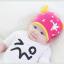 HT401••หมวกเด็ก•• / หมวกบีนนี่-เลขคู่ (สีชมพู) thumbnail 2