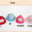 หมวกแก๊ป หมวกเด็กแบบมีปีกด้านหน้า ลายลิงน้อย (มี 3 สี) thumbnail 17