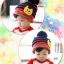 หมวกไหมพรมสำหรับเด็ก หมวกกันหนาวเด็กเล็ก หมวกบีนนี่ลายนกฮูก (มี 5 สี) thumbnail 10