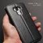 เคส Zenfone 3 Max ZC553KL (5.5 นิ้ว) เคสฝาพับหนัง PU แบบพิเศษ สีดำ thumbnail 3