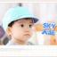 HT333••หมวกเด็ก•• / หมวกแก็ป baby mouse (สีฟ้า) thumbnail 2
