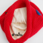 HT258••หมวกเด็ก•• / Star [สีแดง] thumbnail 5