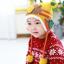 หมวกไหมพรมสำหรับเด็ก หมวกกันหนาวเด็กเล็ก ลายเสือ (มี 5 สี) thumbnail 6
