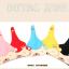 HT406••หมวกเด็ก•• / หมวกบีนนี่-หมีมงกุฎ (สีเหลือง) thumbnail 4