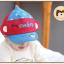 HT332••หมวกเด็ก•• / หมวกแก็ป Monkey (สีแดง) thumbnail 2