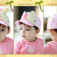 HT367••หมวกเด็ก•• / หมวกแก็ป Bubble (ปีกสีชมพู) thumbnail 5