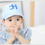 HT322••หมวกเด็ก•• / หมวกแก็ป-HC (สีฟ้า) thumbnail 3