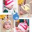 หมวกไหมพรมสำหรับเด็ก หมวกกันหนาวเด็กเล็ก ลายเพนกวิน (มี 6 สี) thumbnail 7