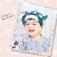 HT320••หมวกเด็ก•• / หมวกแก็ป-ลายวัว (สีเขียว) thumbnail 2
