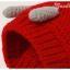 หมวกไหมพรมถักมือ หมวกบีนนี่สำหรับเด็ก ลายช้างน้อย (มี 5 สี) thumbnail 10