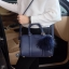 KEEP leather Pillow bag thumbnail 7